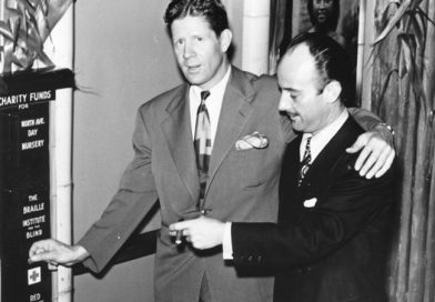 """Rudy Vallee's """"The Drene Show"""" 1946 Featuring Donn"""