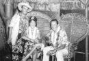 Ethel Merman and Bob Six at DtB Waikiki 1952